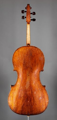 Giuseppe Guarneri (filius Andreæ) and Bartolomeo Giuseppe Guarneri (del Gesù) from 1729, owned by Mr Peter Weiss AM and on loan to ACO Principal Cello Timo-Veikko Valve.