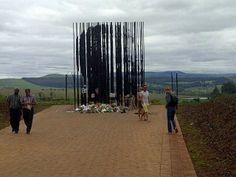 Tribute to Mandela in KwaZulu Natal