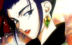 This is from one of my favorent episodes. Cowboy Bebop - Faye Valentine