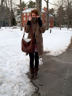 Bean Boots #LLBean I am a NH girl, and there is nothing better in the winter than LL Bean!
