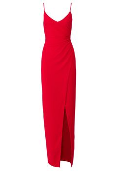 Red Bowery Gown by Black Halo Rent Dresses, Formal Dresses, Red And White Weddings, New Years Eve Dresses, Dress To Impress, Fashion Dresses, Dress Up, Bridesmaid Dresses, Gowns