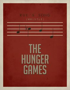 The Hunger Games - Rue's Song (by Caleb and Lynsey)