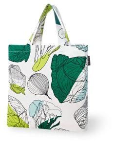 Kubis-kauppakassi 17€ Reusable Tote Bags