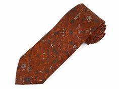 Vintage 70's Oscar de la Renta Tie