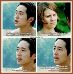 TWD - Glenn and Maggie