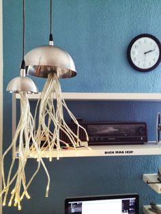 Stranne Jellyfish Lamp