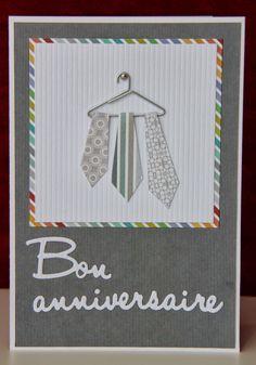 Scrap en blog de Brigitte: Les anniversaires de février .