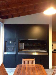 Parrilla Magma Modelo 1400 Parrilla Interior, Ideas Para, Barbecue, Kitchen Design, New Homes, Kitchen Appliances, Country, House Styles, Outdoor