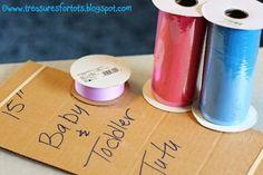 Tutu Tutu-orial - Click image to find more DIY & Crafts Pinterest pins