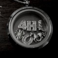 4H living locket www.amymarek.origamiowl.com