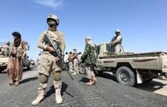 اخر اخبار اليمن - القوات الحكومية تقطع الطريق على وصول تعزيزات الحوثي إلى حيران