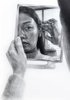 Dark Art Drawings, Art Drawings Sketches, Kunst Inspo, Art Inspo, Kunst Portfolio, Ap Studio Art, A Level Art, Ap Art, Art Sketchbook