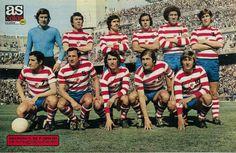 204 - Granada Club de Fútbol 74-75.
