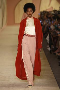 Roksanda's Way With Colour | Fashion Show Review, Ready-to-Wear Spring 2017…