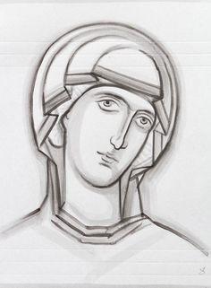 Рисунок-В-Иконописи Преподаватель