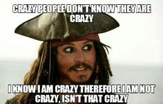 Famous words from my favorite captain jack sparrow