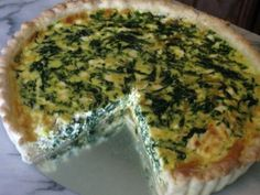 Quiche, Green party and Diaries on Pinterest