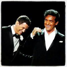 Carlos and Sebastien