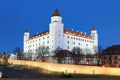 Bratislava Castle , Slovakia -