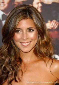 Jamie Lynn Sigler Hairstyle Picture