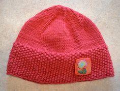 Seed Band and Button Hat by Joanne Thread Head .- free
