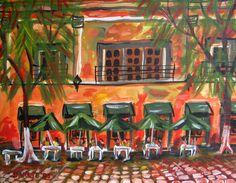 Cafe Orejo Van Gogh (GTO MX) | Darryl Freeman