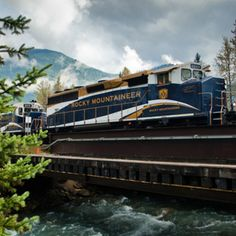 AFAR.com Highlight: Passage to the West, Vancouver to Banff by Rail