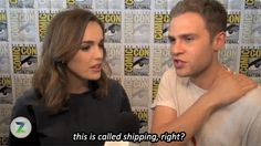 They literally ARE Fitzsimmons