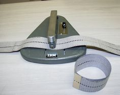 Carriage control tape IBM 1403 pinter