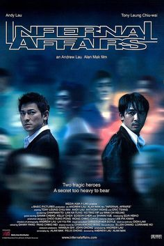 Watch Infernal Affairs (2002) Full Movies (HD quality) Streaming