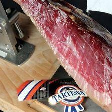 Tastessos Iberian ham  http://www.mediterraneandeli.eu/epages/64369807.sf/en_GB/?ObjectPath=/Shops/64369807/Categories/Category1