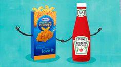 Heinz y Kraft se fusionan y crean la quinta empresa de comida más grande del mundo - http://jorgecastro.mx/heinz-y-kraft-se-fusionan-y-crean-la-quinta-empresa-de-comida-mas-grande-del-mundo/?utm_source=Pinterest #Finanzas, #Noticias