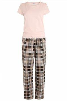 5306198319 Buy Pink Check Pyjamas from the Next UK online shop Next Uk