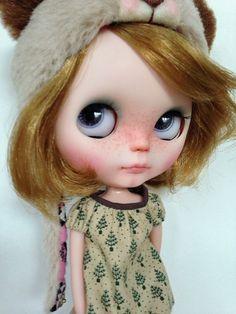 Blythe custom Rosie by Tigerlilly