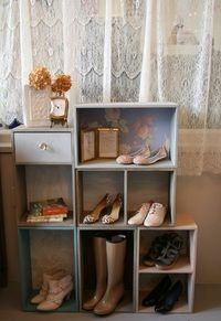 Shining jean:☆ お洋服の収納なら、ブラウンチェスト♡ ☆
