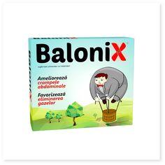 Informatii despre #Balonix: efecte benefice, compozitie, mod de administrare.
