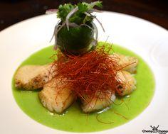 Sea bass with jalapeno dressing at Nobu, Crown Perth   Perth Food & Travel Blog   Gluten free