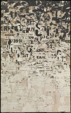 Gwyther Irwin, 'Letter Rain' 1959 rain on our wedding day Collages, Poesia Visual, Creation Art, Collage Art Mixed Media, Monochrom, Letter Art, Medium Art, Word Art, Art Techniques