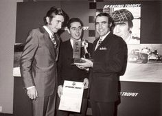 Jo Siffert and Clay Regazzoni, BP Racing Trophy, 1970.