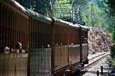train Palma - Soller