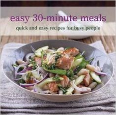 easy 30 minute meals