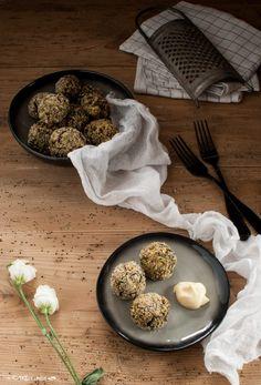 Polpette Quinoa e Zucchine