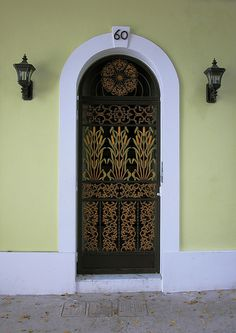 Best door I found today?   San Juan, Puerto Rico  - Johna Beall Real Estate in Seattle