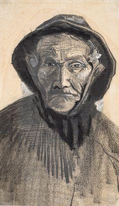 amare-habeo: Vincent van Gogh (Dutch, 1853-1890) Fisherman...