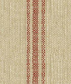 Kravet+31920.1619+Bayeux+Stripe+Rouge+Fabric