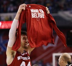 From JSO  Photo Gallery:  Wisconsin 71, Kentucky 64
