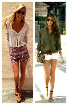 Boho Chic - Bohemian Style For Summer 2015 (23)