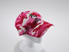 a0f118104750 Duck Dynasty Adjustable Hat Baseball Cap A & E Camo Pink Womens One  Size Adult