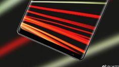 Xiaomi's Mi Mix 2 May Be Slimmer Than Samsung's Galaxy S8