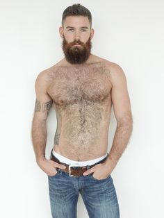 Beard Kenny by Jared Bautista (Big Brother Canada SE 2)